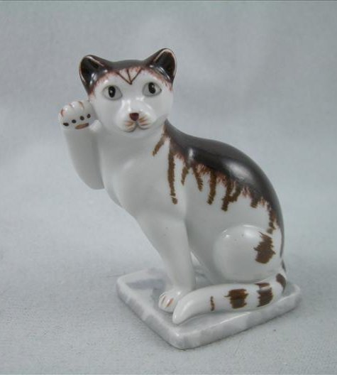 18th Century German Cat