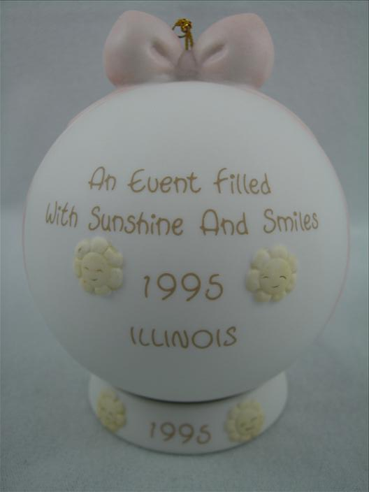 An Event Filled With Sunshine And Smiles (Illinois) Bauble