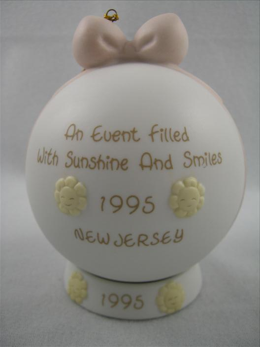 An Event Filled With Sunshine And Smiles (New Jersey) Bauble