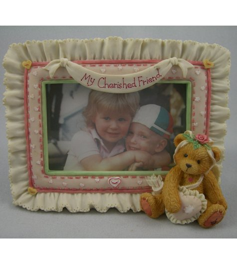 My Cherished Friend Photo Frame