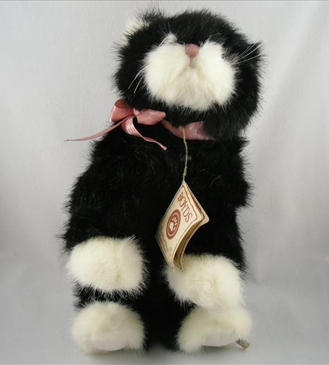 Salvatore Cat Plush