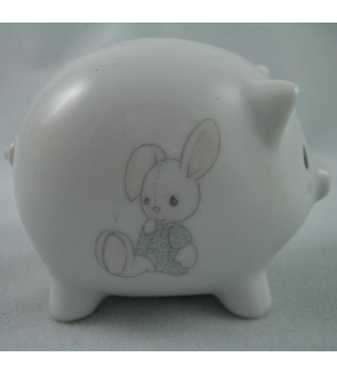Bunny Piggy Bank