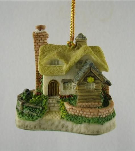 Buttercup Cottage Ornament