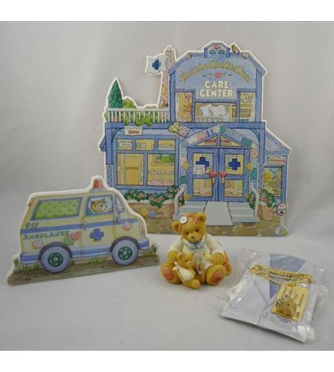 1998 Care Center Membearship Kit (CT045)