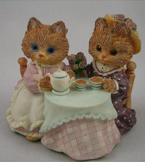 Tea Party (Canterbury Cats)