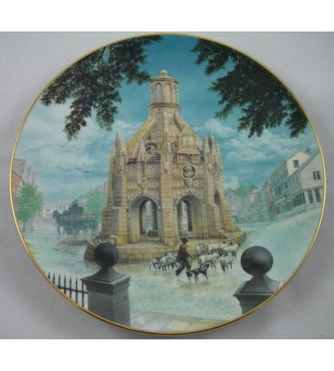 Chichester Cross Plate