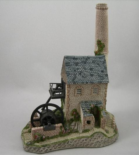 Cornish Engine House (Imperfect)