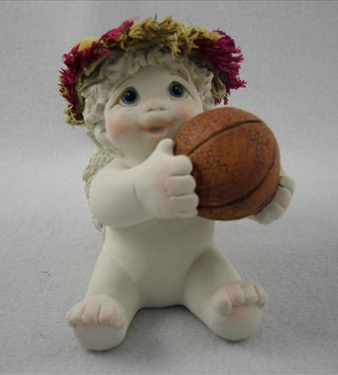 Basketball Cherub