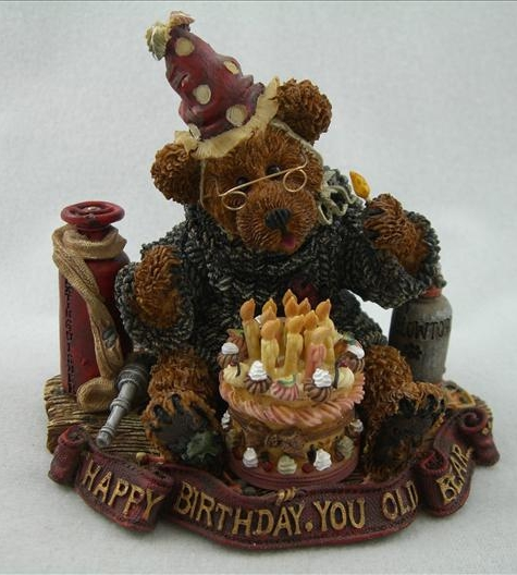 G.M. Bearenthal - Happy Birthday To You Old Bear