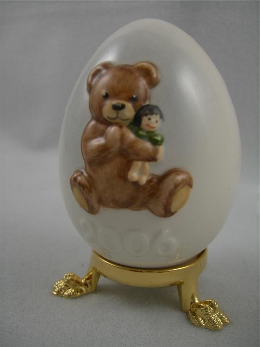 2006 Praying Bear Annual Egg