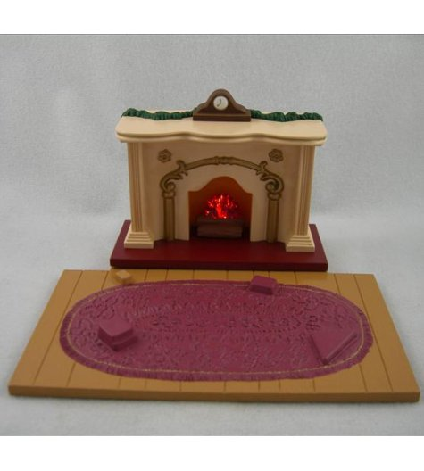 Flickering Fireplace 1993