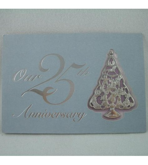 Our 25th Anniversary 1998