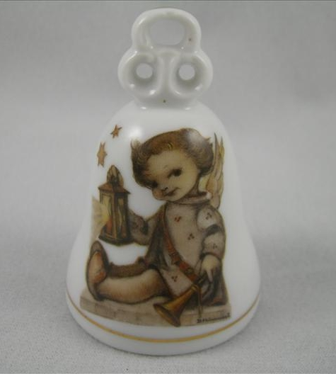 Guiding Angel Table Bell