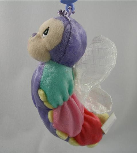 Iris The Caterpillar Attachable Plush