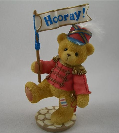 1999 Cherished Teddies Club Membearship Kit
