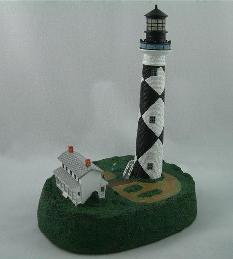 Lefton Cape Lookout Lighthouse