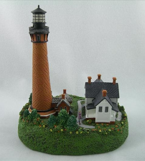 Lefton Currituck Beach Lighthouse