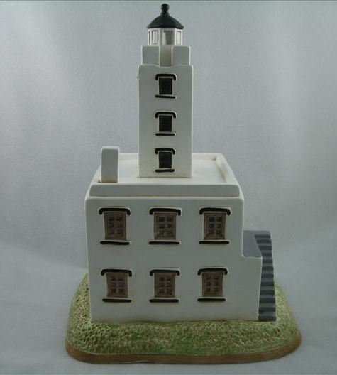 Lefton Five Finger Lighthouse Lamp
