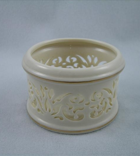 Pierced Votive Holder