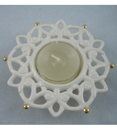 Snowlights Shine Votive Holder
