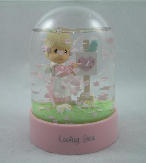 Loving You Dear Valentine (Girl) Waterdome