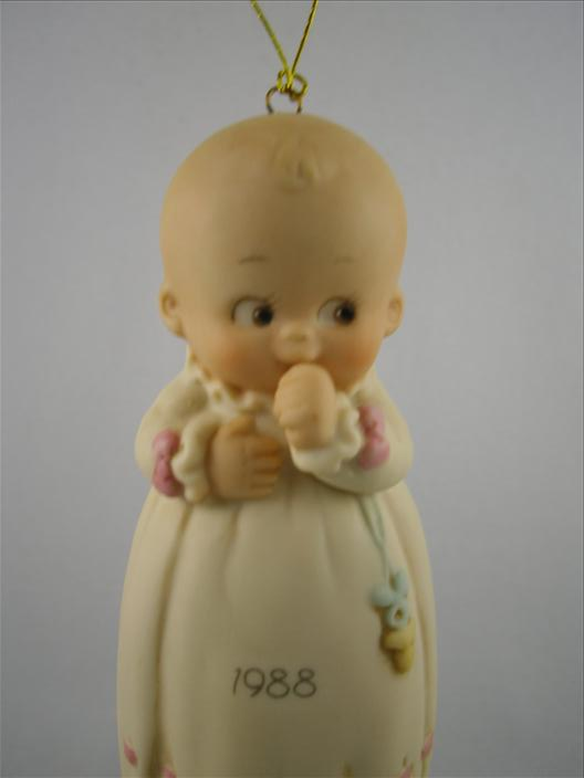 Baby's First Christmas 1988 Ornament (MOY)