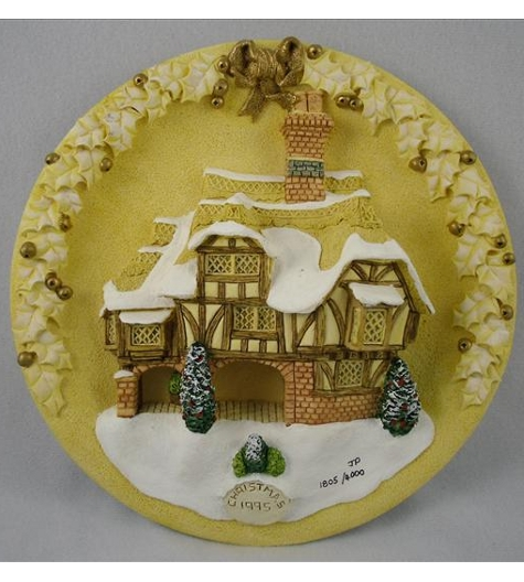 Miss Belle's Christmas Plaque