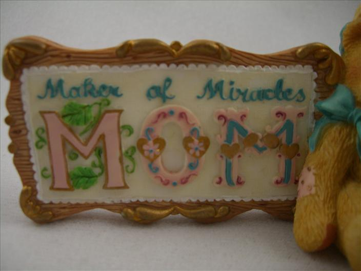 MOM - Maker of Miracles Plate