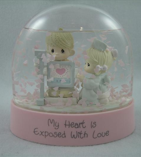 My Heart Is Exposed With Love Waterdome