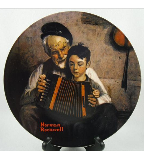 The Music Maker Plate