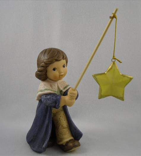 Singer With Star