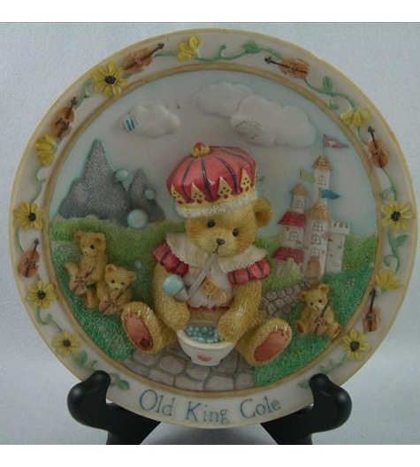 Old King Cole Plate