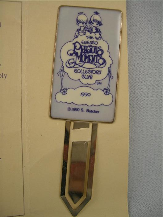 1990 PM Collector's Club Bookmark