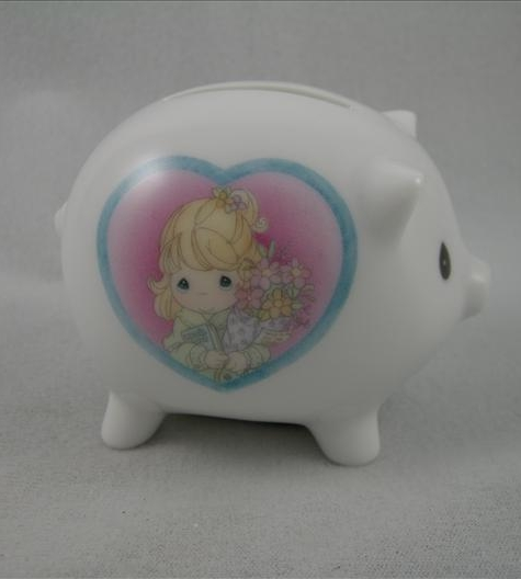 Collector's Club Piggy Bank