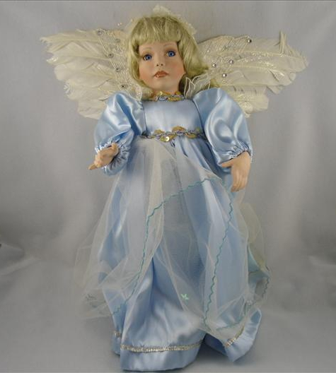 Angel Of Peace Doll