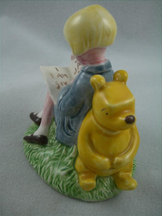 Christopher Robin & Pooh