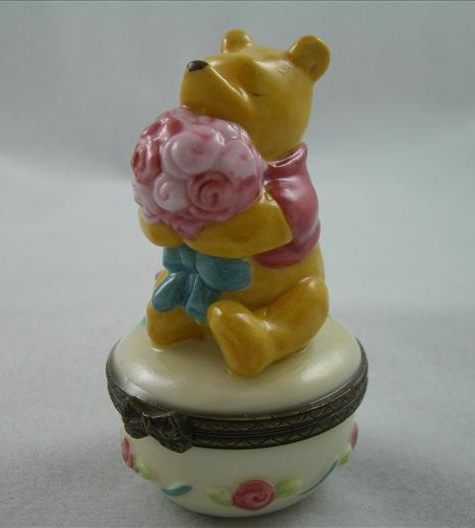 Pooh May Hinged Box