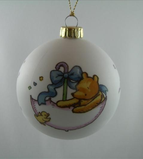 Pooh New Arrival Bauble Ornament