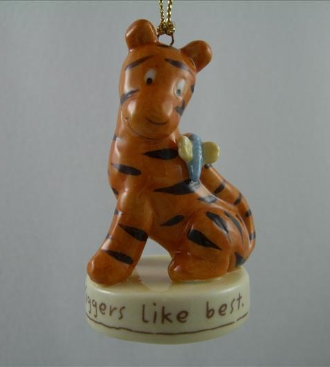 Bouncing Is What Tiggers Like Best Ornament