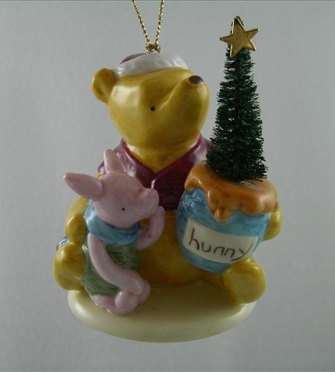 Friendship Makes Christmas Grand Ornament