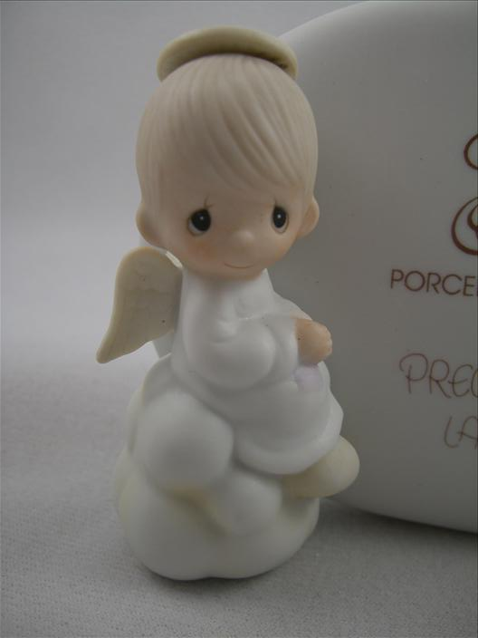 Precious Moments Last Forever (Collection Plaque)