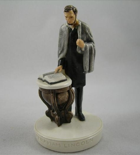 Abe Lincoln (Signed)