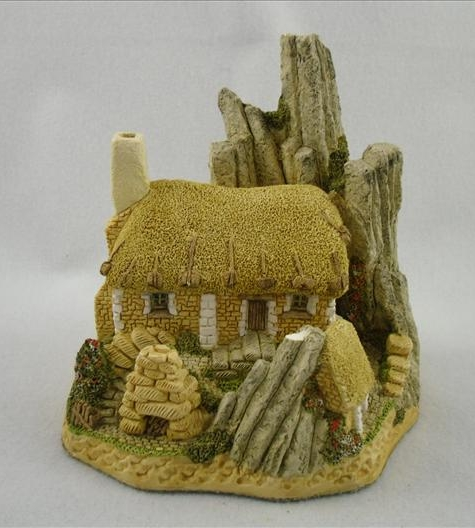 Scottish Crofter's Cottage (Imperfect)