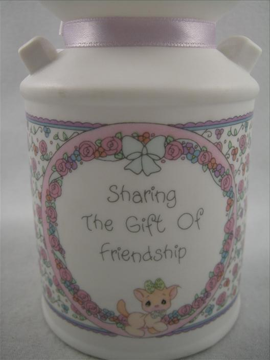 Sharing The Gift Of Friendship Vase