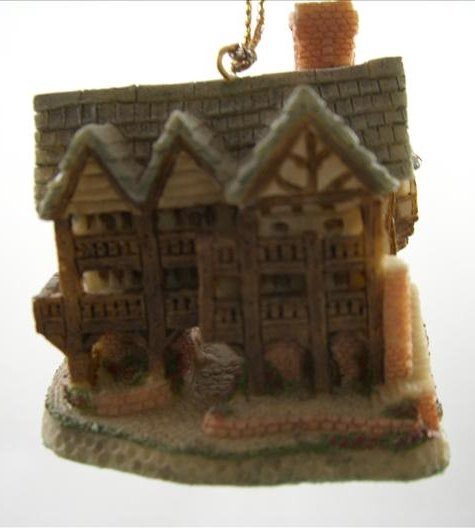 The Grange Ornament