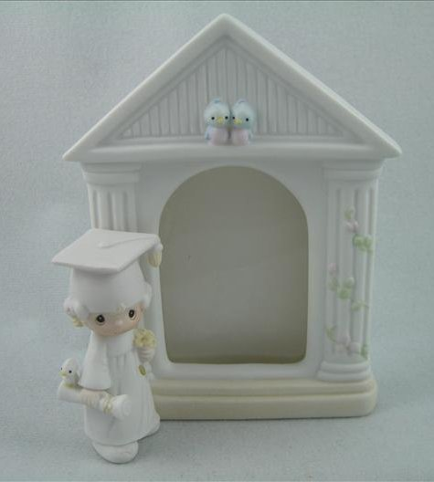 The Lord Bless You And Keep You (Graduate Girl) Photo Frame