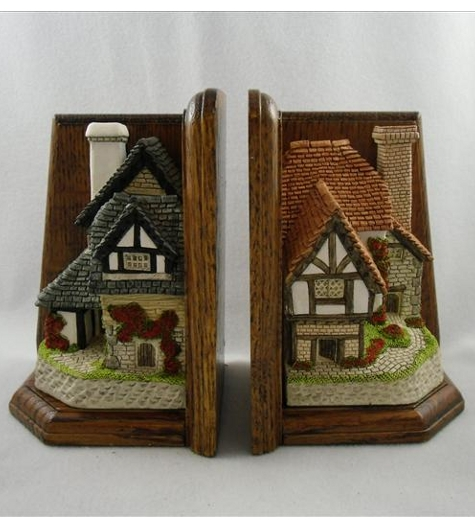 The Printer And The Bookbinder Bookends