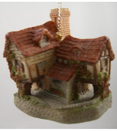 Tomfool's Cottage Ornament