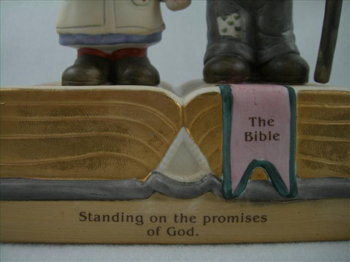 Standing On The Promises Of God Musical
